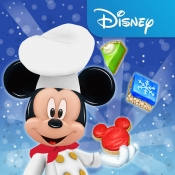 iPhone、iPadアプリ「Disney Dream Treats」のアイコン