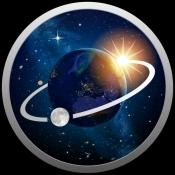 iPhone、iPadアプリ「Cosmic-Watch」のアイコン
