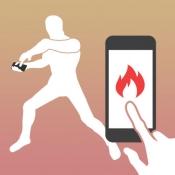 iPhone、iPadアプリ「タップダイエット - タップだけでカロリーを燃やすアプリ」のアイコン