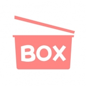 iPhone、iPadアプリ「おたよりBOX - 写真で子供のプリント整理」のアイコン
