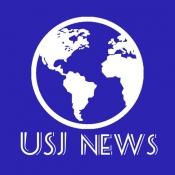 iPhone、iPadアプリ「USJ NEWS」のアイコン