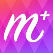 iPhone、iPadアプリ「MakeupPlus」のアイコン