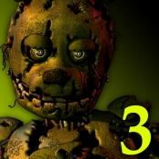 iPhone、iPadアプリ「Five Nights at Freddy's 3」のアイコン