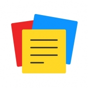 iPhone、iPadアプリ「Notebook - Take Notes, Sync」のアイコン