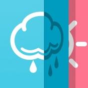 iPhone、iPadアプリ「FINE!天気|かわいいアートな天気予報」のアイコン
