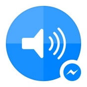 iPhone、iPadアプリ「Sound Clips for Messenger」のアイコン
