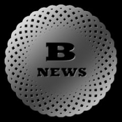 iPhone、iPadアプリ「B NEWS for BIGBANG」のアイコン