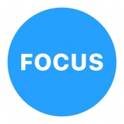 iPhone、iPadアプリ「Focus - 仕事効率化タイマー」のアイコン