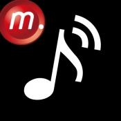 iPhone、iPadアプリ「music.jp着信音ツール」のアイコン