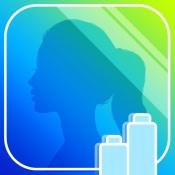 iPhone、iPadアプリ「Smartミラー【鏡】 〜身だしなみをアプリでチェック!自撮りやセルフィの前に〜」のアイコン
