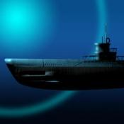 iPhone、iPadアプリ「ソナーエコー - 潜水艦海戦アクションゲーム」のアイコン