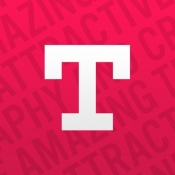 iPhone、iPadアプリ「Typorama: Text on Photo Editor」のアイコン