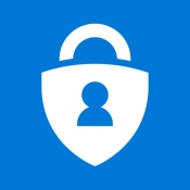 iPhone、iPadアプリ「Microsoft Authenticator」のアイコン
