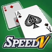 iPhone、iPadアプリ「スピードV - 人気トランプゲーム」のアイコン