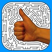 iPhone、iPadアプリ「MazeImager」のアイコン