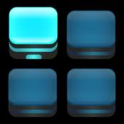 iPhone、iPadアプリ「25BIT」のアイコン