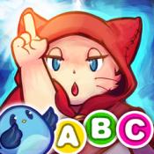 iPhone、iPadアプリ「MagicFinger-ABC 親子で楽しく学べるアルファベット知育アプリ」のアイコン