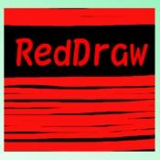 iPhone、iPadアプリ「RedDraw」のアイコン