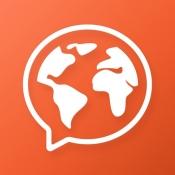iPhone、iPadアプリ「Mondly: 33の言語を学習する」のアイコン