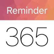 iPhone、iPadアプリ「記念日°」のアイコン