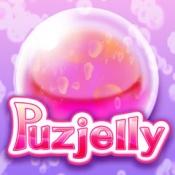 iPhone、iPadアプリ「Puzjelly」のアイコン