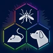 iPhone、iPadアプリ「超音波バリア - 蚊,猫,犬,鼠,蠅,若者を遠ざける」のアイコン