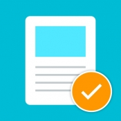 iPhone、iPadアプリ「写真 PDF 変換」のアイコン