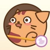 iPhone、iPadアプリ「Tappy Cat - ネコの音楽アーケード」のアイコン