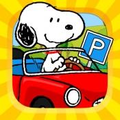 iPhone、iPadアプリ「スヌーピー パーキングパズル」のアイコン