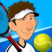 iPhone、iPadアプリ「Stick Tennis Tour」のアイコン