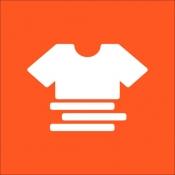 iPhone、iPadアプリ「洗濯マークを調べるアプリ」のアイコン