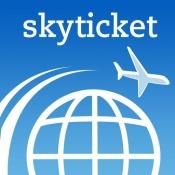 iPhone、iPadアプリ「格安航空券・ホテル予約アプリ スカイチケット」のアイコン