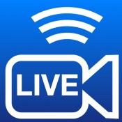 iPhone、iPadアプリ「Live-Reporter スマートフォンをライブカメラに」のアイコン