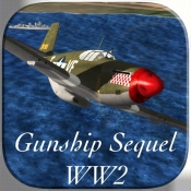 iPhone、iPadアプリ「Gunship Sequel: WW2」のアイコン