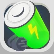 iPhone、iPadアプリ「節電バッテリーマニア - サクサク充電管理&メモリやシステムチェック -」のアイコン