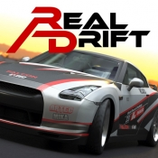 iPhone、iPadアプリ「Real Drift Car Racing」のアイコン