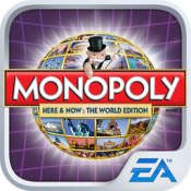 iPhone、iPadアプリ「MONOPOLY Here & Now: The World Edition」のアイコン
