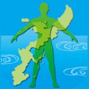 iPhone、iPadアプリ「沖縄語耳」のアイコン