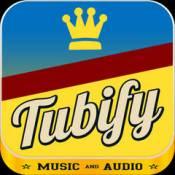 iPhone、iPadアプリ「Tubify for SoundCloud - フリー詳細音楽のMP3プレーヤーやプレイリスト管理」のアイコン
