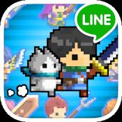 Androidアプリ「LINE らんらん勇者」のアイコン