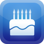Androidアプリ「Sync.ME Birthdays For Facebook」のアイコン