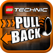 Androidアプリ「LEGO® Pullback Racers」のアイコン