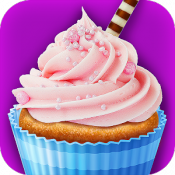 Androidアプリ「Cupcake Mania - Cooking Games」のアイコン