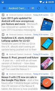 Androidアプリ「gReader Pro | News | RSS」のスクリーンショット 3枚目