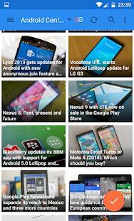 Androidアプリ「gReader Pro | News | RSS」のスクリーンショット 4枚目