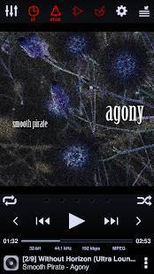 Androidアプリ「Neutron Music Player」のスクリーンショット 1枚目