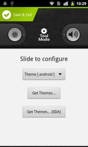 Androidアプリ「WidgetLocker Lockscreen」のスクリーンショット 5枚目