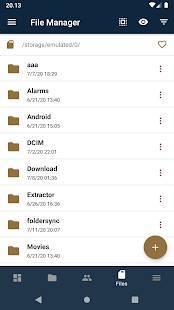 Androidアプリ「フォルダーシンクロ Pro」のスクリーンショット 2枚目