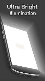 Androidアプリ「フラッシュライト - Tiny Flashlight ®」のスクリーンショット 2枚目