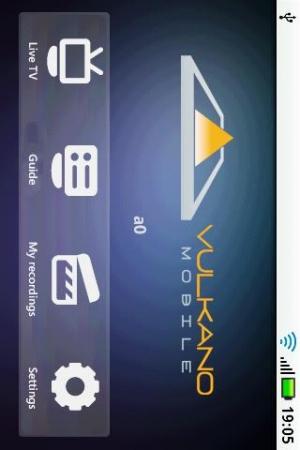 Androidアプリ「Vulkano Player-Flow/Lava/Blast」のスクリーンショット 1枚目